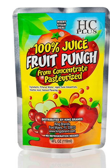 Trident Beverage's 100% juice pouches, find more. Contact us at admin@juicealive.net