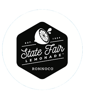 state fair lemonade from ronnoco. Brough
