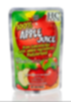 Find more about Trident's 100%apple juice fruit pouch, contact us at admin@juicealive.net