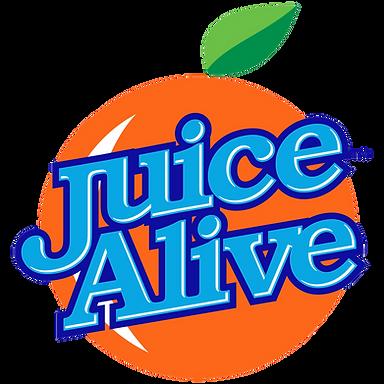 Juice Alive, Trident Beverage no.1 juice product. Find more at tridentbeverage.com/juice-alive.