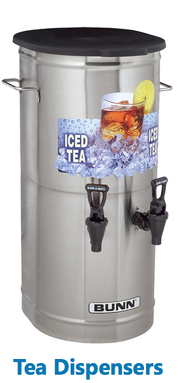 Find more about Trident Beverage's tea dispensers. Visiti tridentbeverage.com/equipment-program