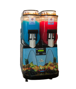 Trident Beverage offers Slush machines and Cold Drink Dispensers. To find more, visit tridentbeverage.com/juice-alive