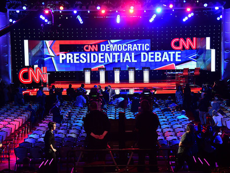 Who will be the Democratic Nominee?!