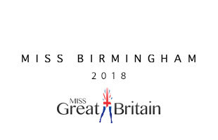 Miss Great Britain 2018 Miss Birmingham 2018