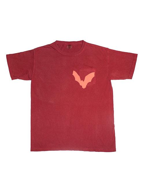 Bat pocket T-shirt