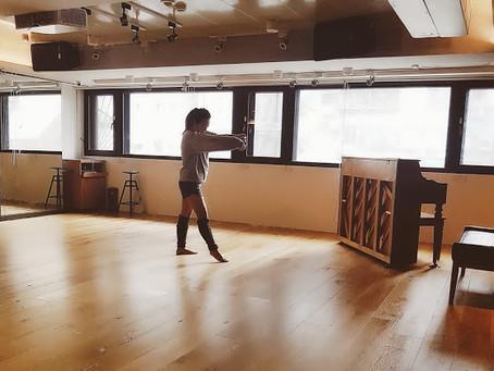 六號實驗室當代舞蹈藝術學院給人一種安定靜謐力量
