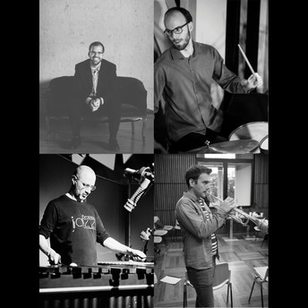 Danny Ziemann, Marton Juhasz, Sergio Wagner & Jorge Rossy