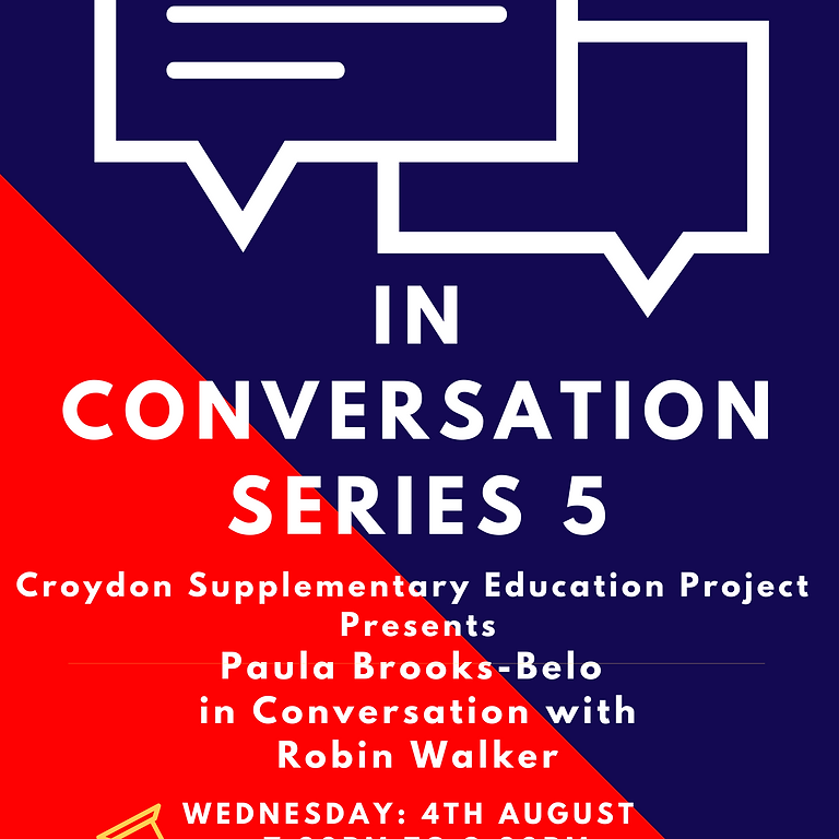 IN CONVERSATION SERIES 5