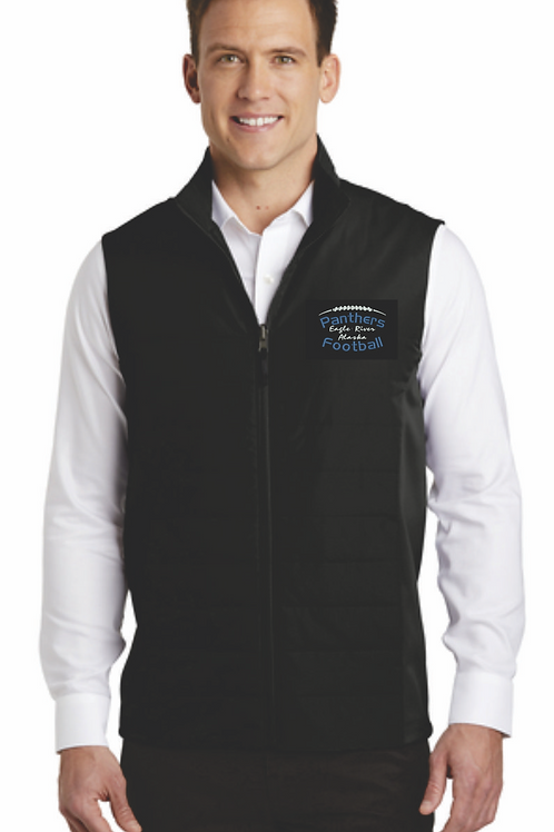 Panthers Coach Adult Insulated Vest