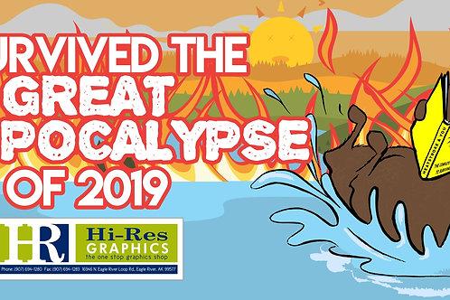 Heatpocalypse Decal