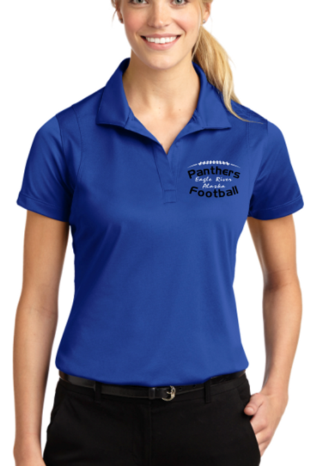 Panthers Coach Ladies SportWick Polo