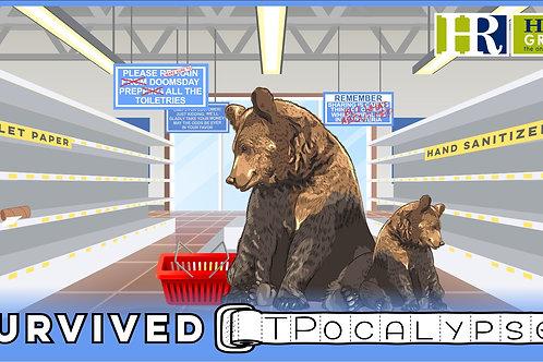 Apocalypse Decal Pack (4 Decals)