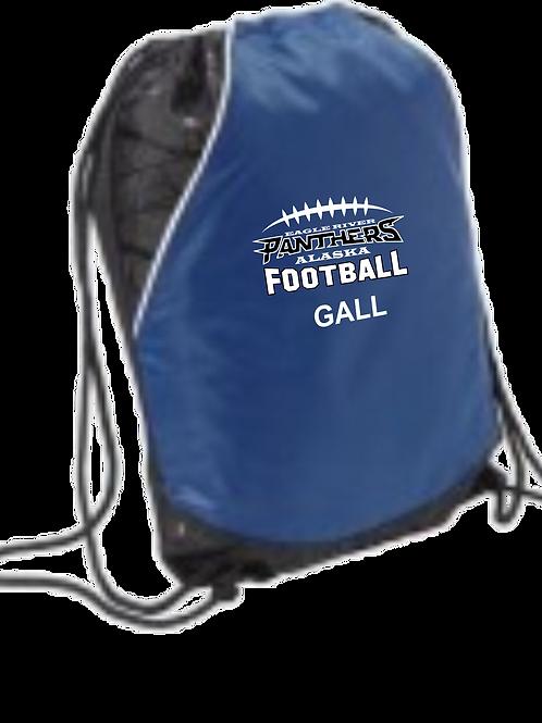 Panther Football Cinch Sack