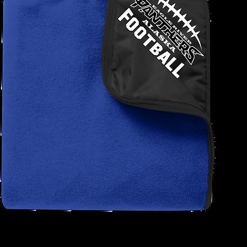 Panther Football Stadium Blanket