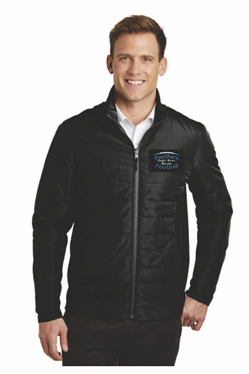 Panthers Coach Adult Insulated Jacket