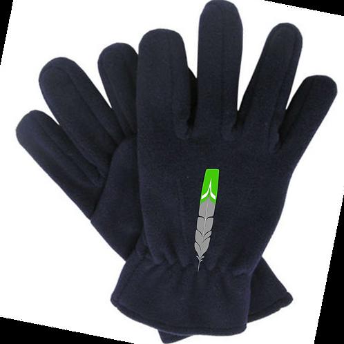 Vinyl Heat Pressed Fleece Gloves