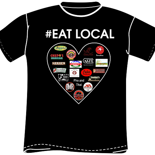 #EATLOCALShort Sleeve TShirt