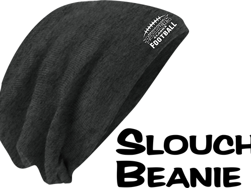 Panther Football Slouch Beanie