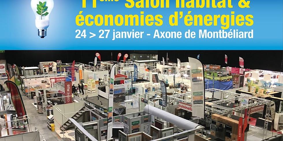 11ème Salon Habitat & économies d'énergies