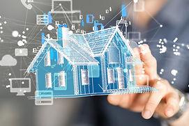 Maison intelligente - Smarthome - Domotique - Gestion habitat