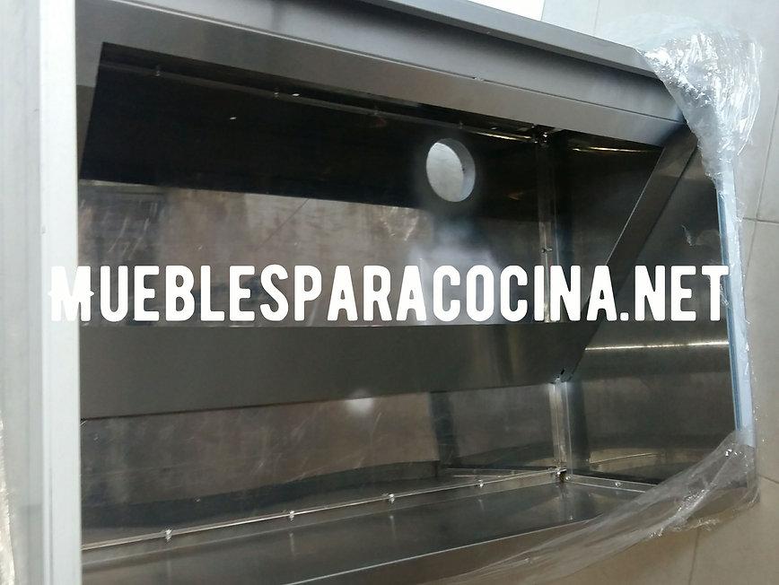ww.mueblesparacocina.net fábrica de campanas extractoras para hospitales laboatorios y resturante
