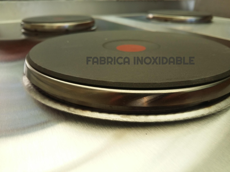 Cocinas industriales electricas 4 discos EGO