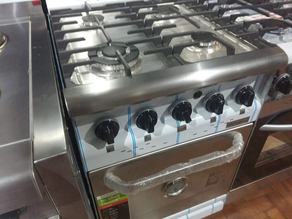 Cocinas familiares semi industriales Morelli todos los modelos disponibles