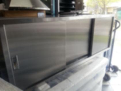 Alacena de acero inoxidable para hogar colgar estantes quirurgico zona oeste
