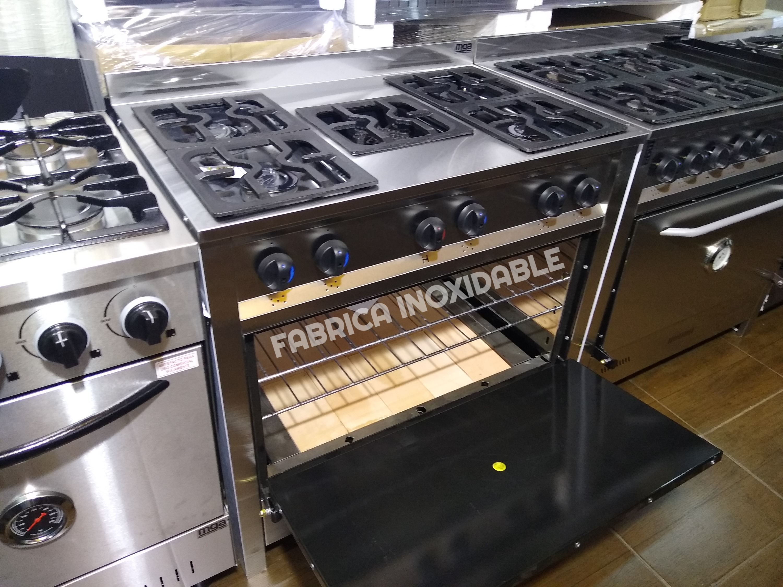 Piedras refractarias calor envolvente cocinas industriales bandejas panaderias