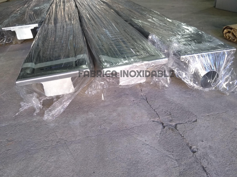 Rejas guarda ganado fabrica agua lavandina escurrir baldear cocinas industriales
