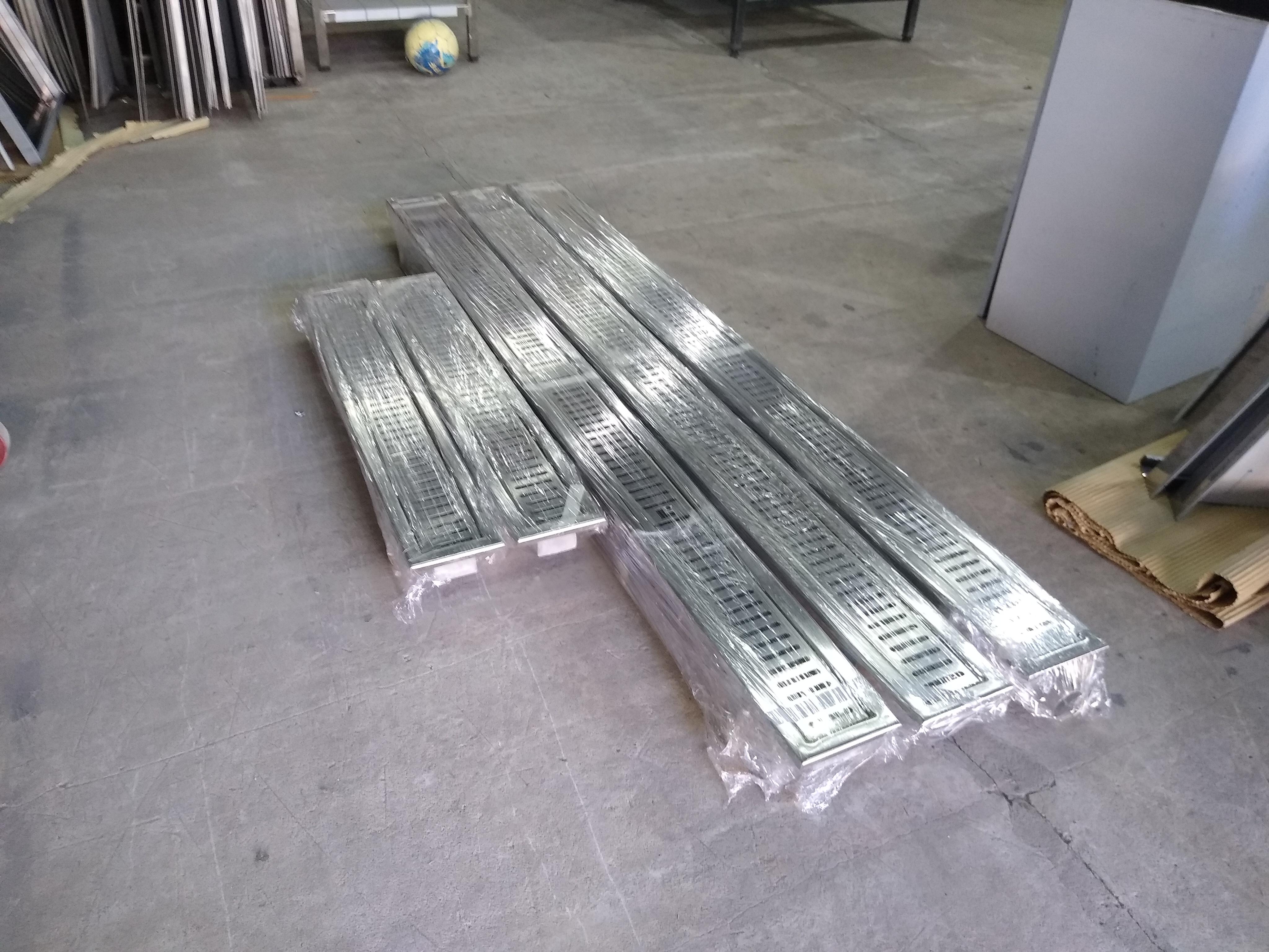 Fábrica de canaletas rejas marcos guarda ganados laser acero inoxidable ituzaingo
