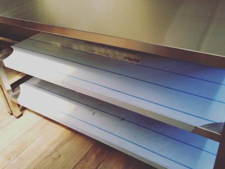 Fábrica de muebles de acero inoxidable para empresas gastronomía laboratorios