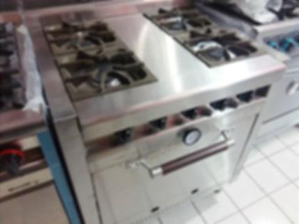 cocina industrial familiar 75 centimetros acero inoxidable fabrica