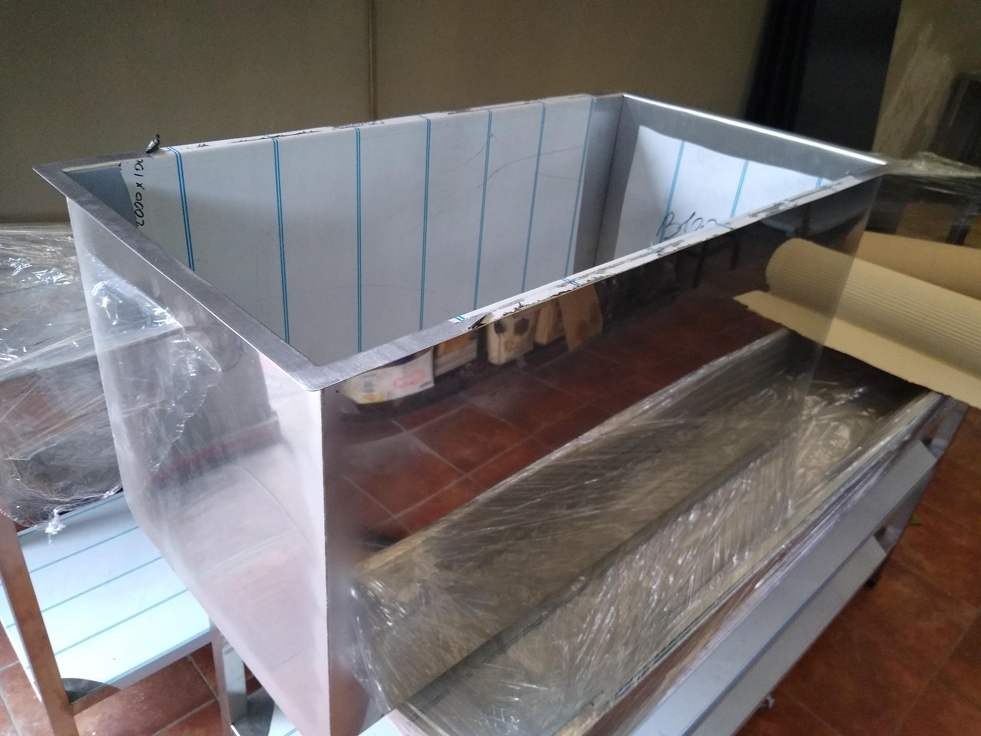 Fábrica de bachas a medida industriales piletones