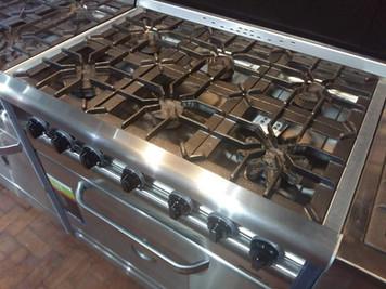 Oferta cocina industrial morelli country 90 6 hornallas ituzaingó