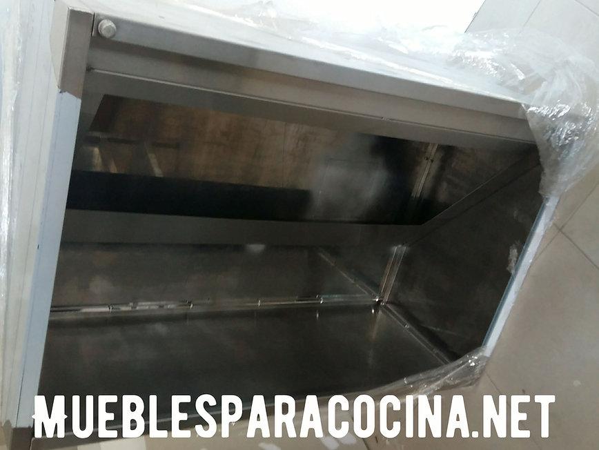 Fábrica de maquinas extraccion campanas gabinete piamidal industrial para grasa luz acero inoxidable