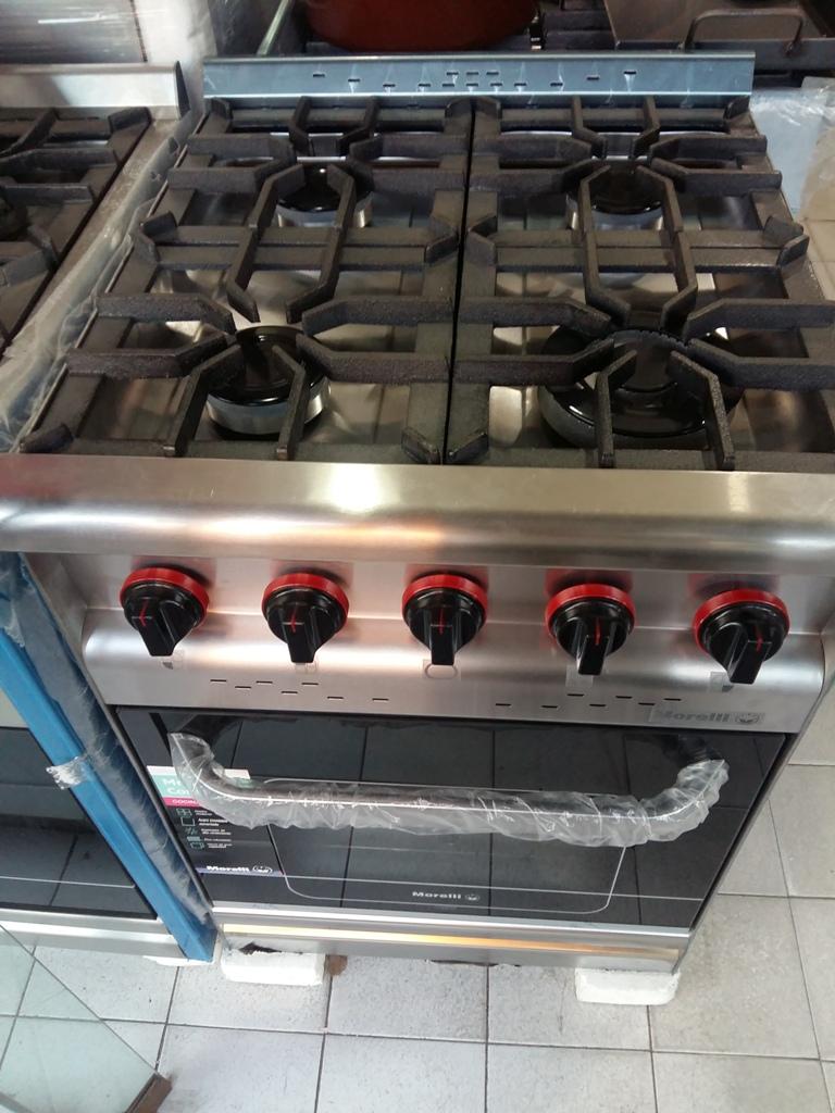 www.fabricainoxidable.com.ar - Cocinas Morelli