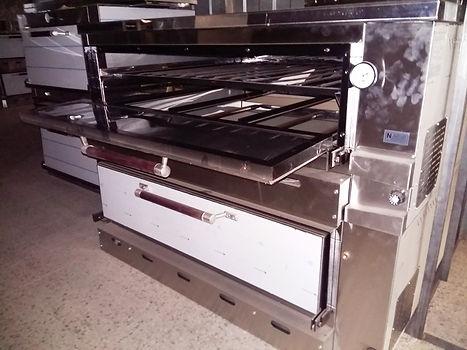 hornos-pasteleros-panaderos-refractarios GRANDES 2 PUERTAS TEMPERATURA