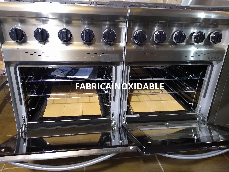 Horno pizzero 3 moldes cocina industrial morelli