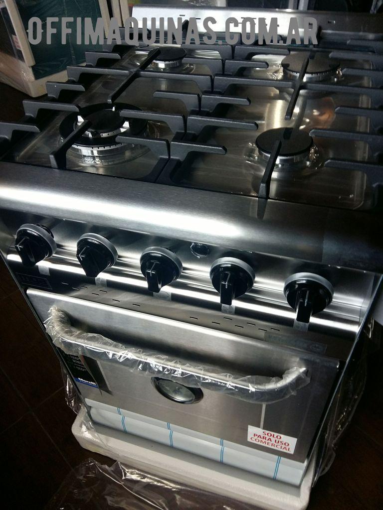 Cocinas Morelli www.fabricainoxidable.com.ar - Todos los modelos disponibles cocinas semi industriales familiares