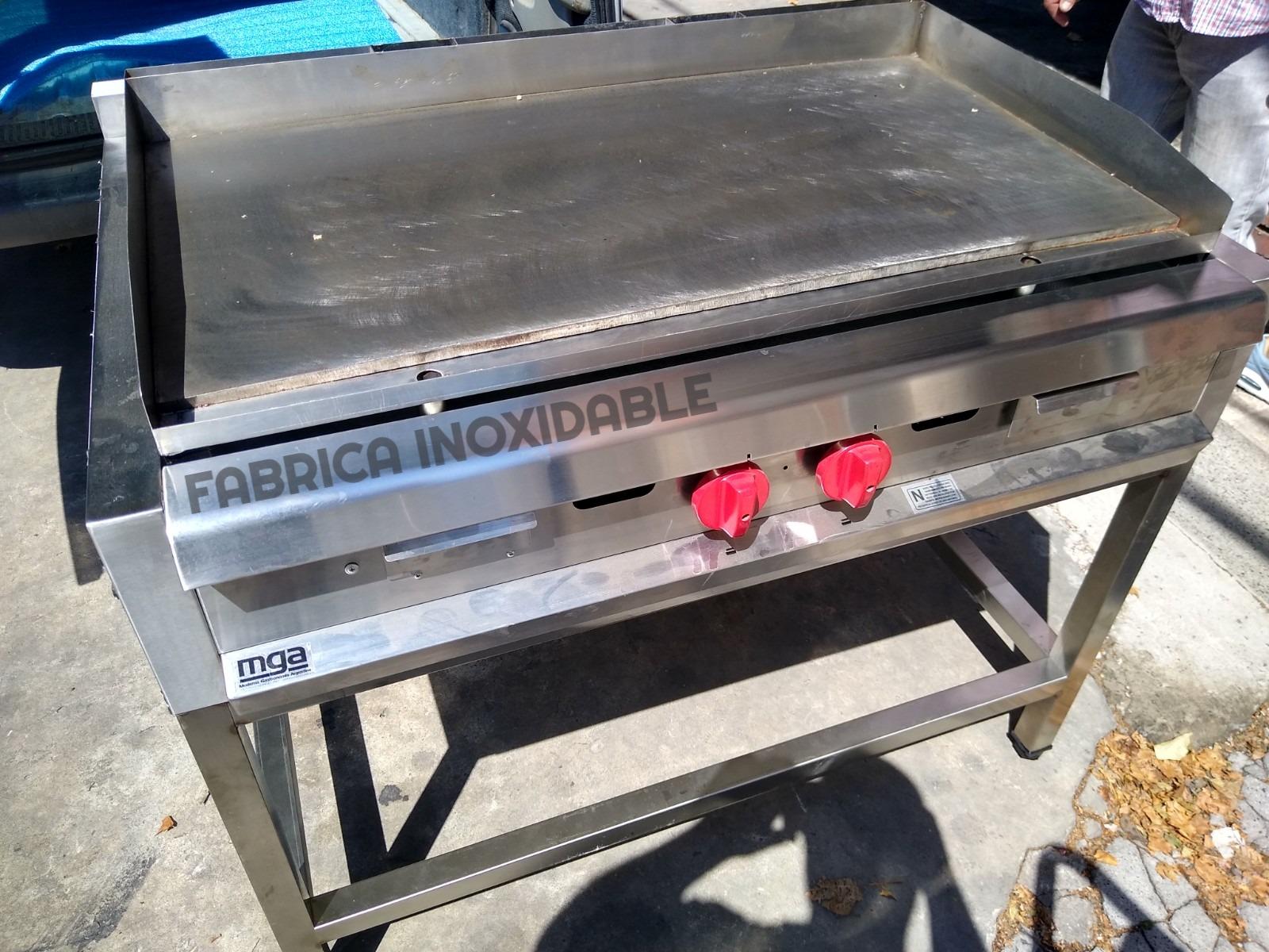 Fábrica de maquinas para gastronomia hamburguesas linea pesada comercial Equipos Burgers