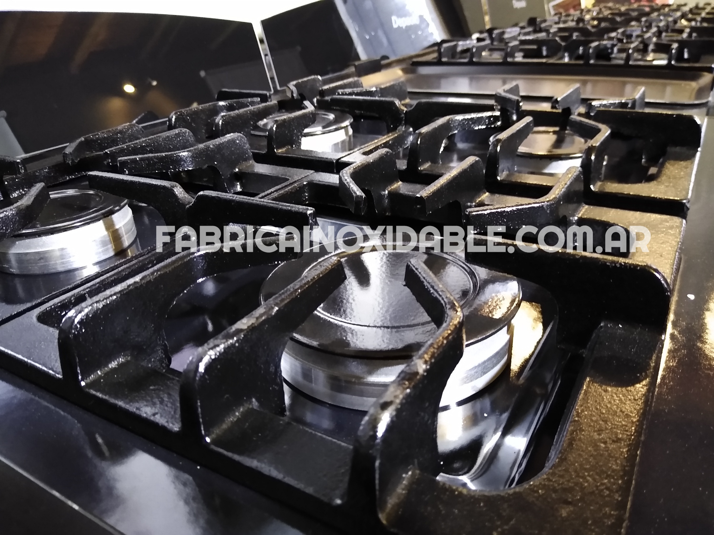 Hierros de cocinas industriales Depaolo Ituzaingo FABRICA inoxidable centimetros familiar