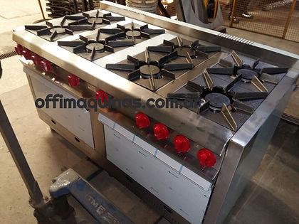 cocina-dos-hornos-industrial-acero-inoxi