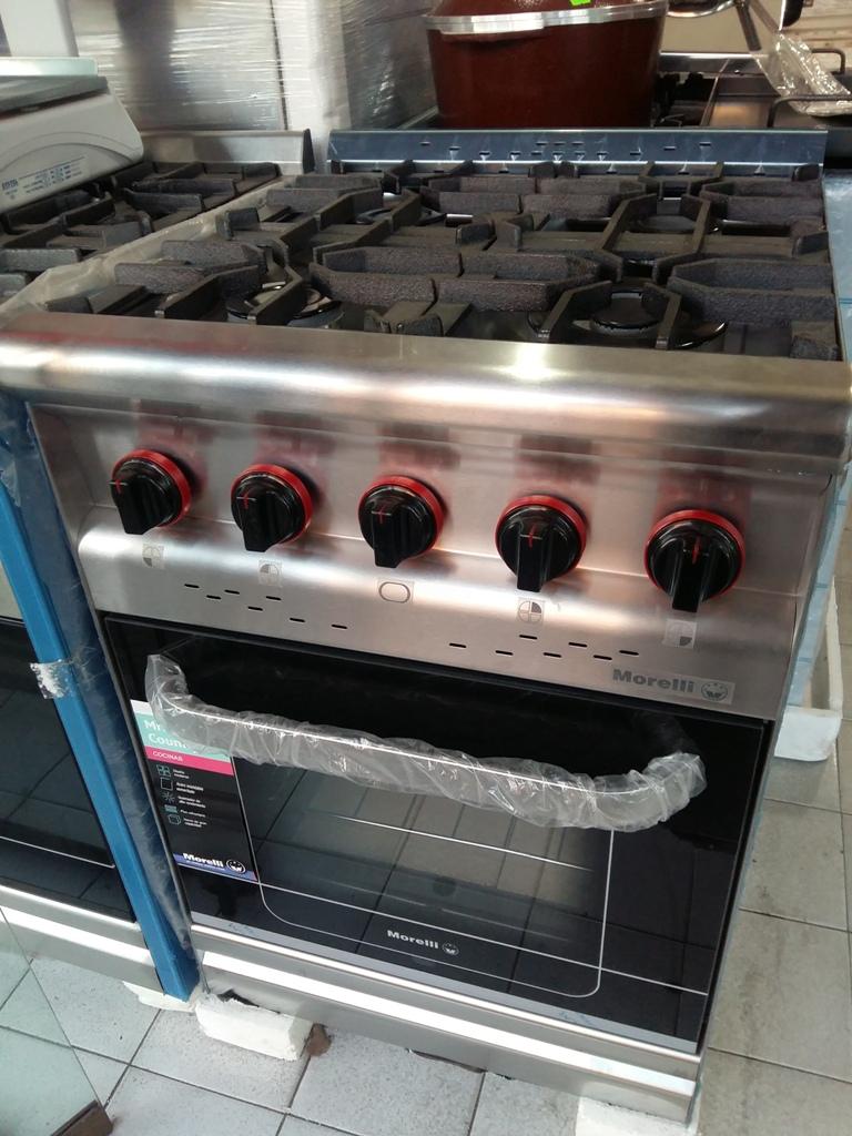 Morelli 55 centimetros country cocina industrial