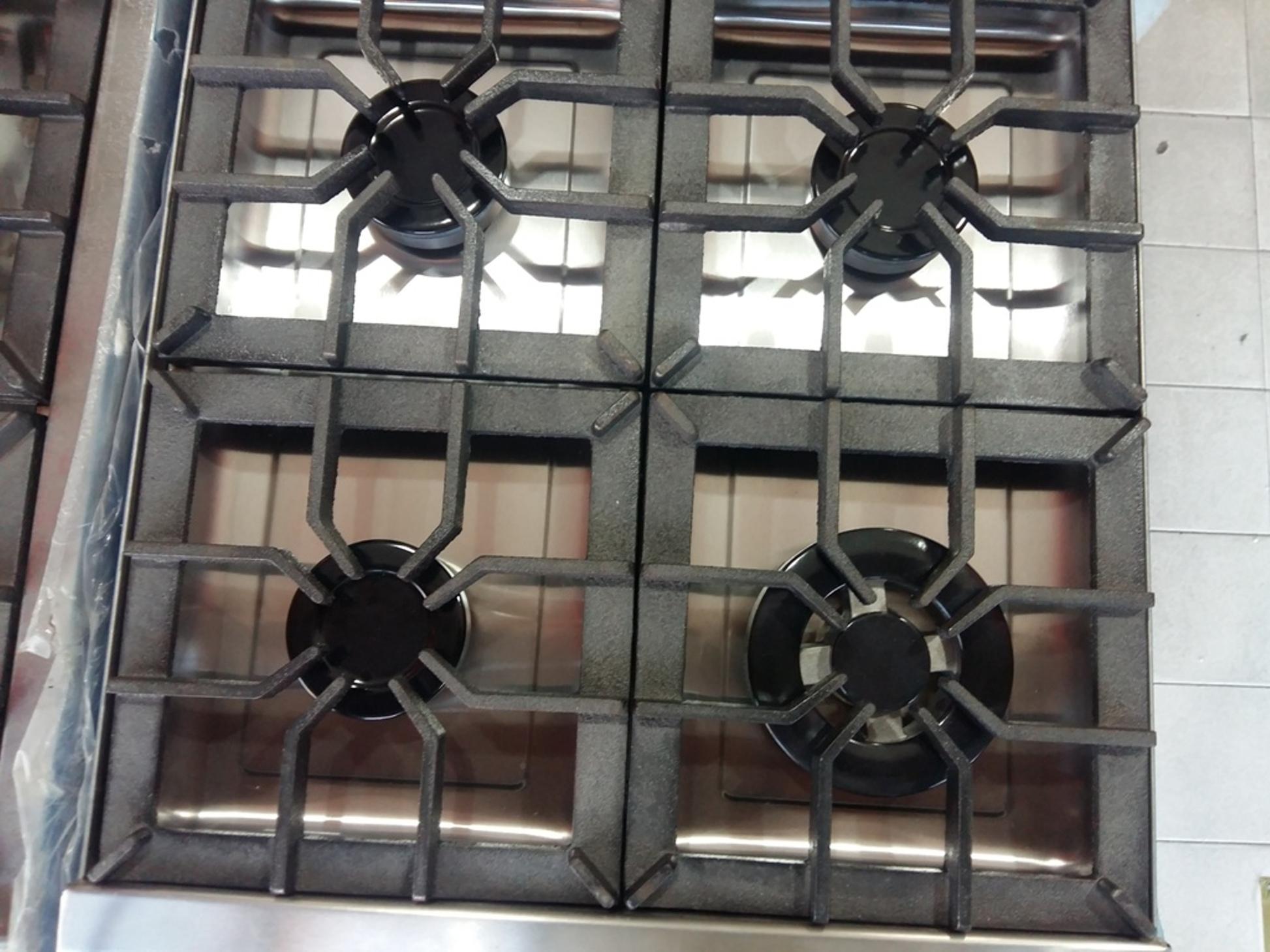 55 CM Morelli cocina visor