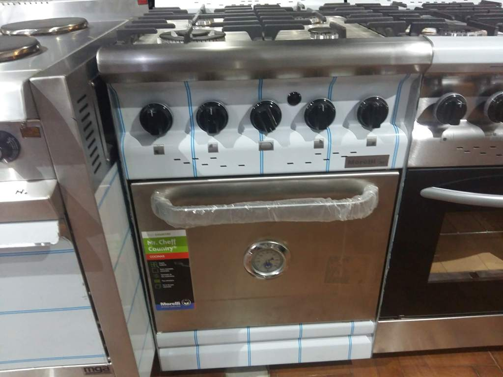Morelli cocinas modernas Forza, country, cristal, Vintage, Zafira