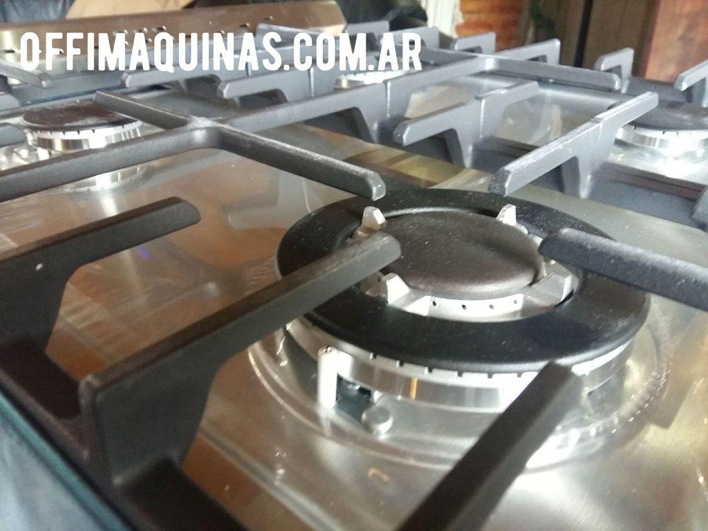 Encendido eléctrico cocina semi industrial Morelli forza 55 centimetros Ituzaingó zona oeste showroom Coronel Domingo Trole 1191