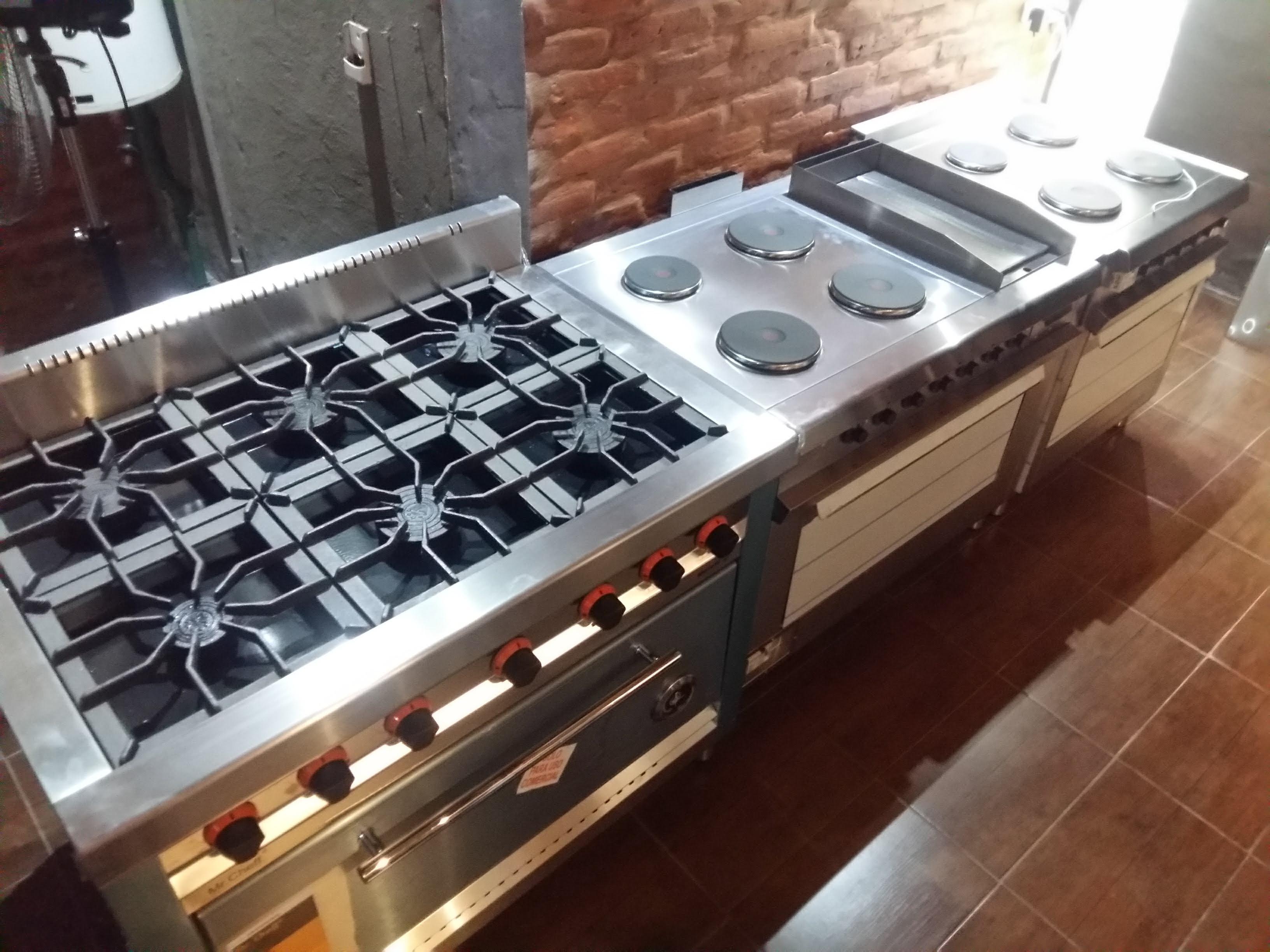 Cocinas Morelli Showroom Ituzaingó COCINASMGA