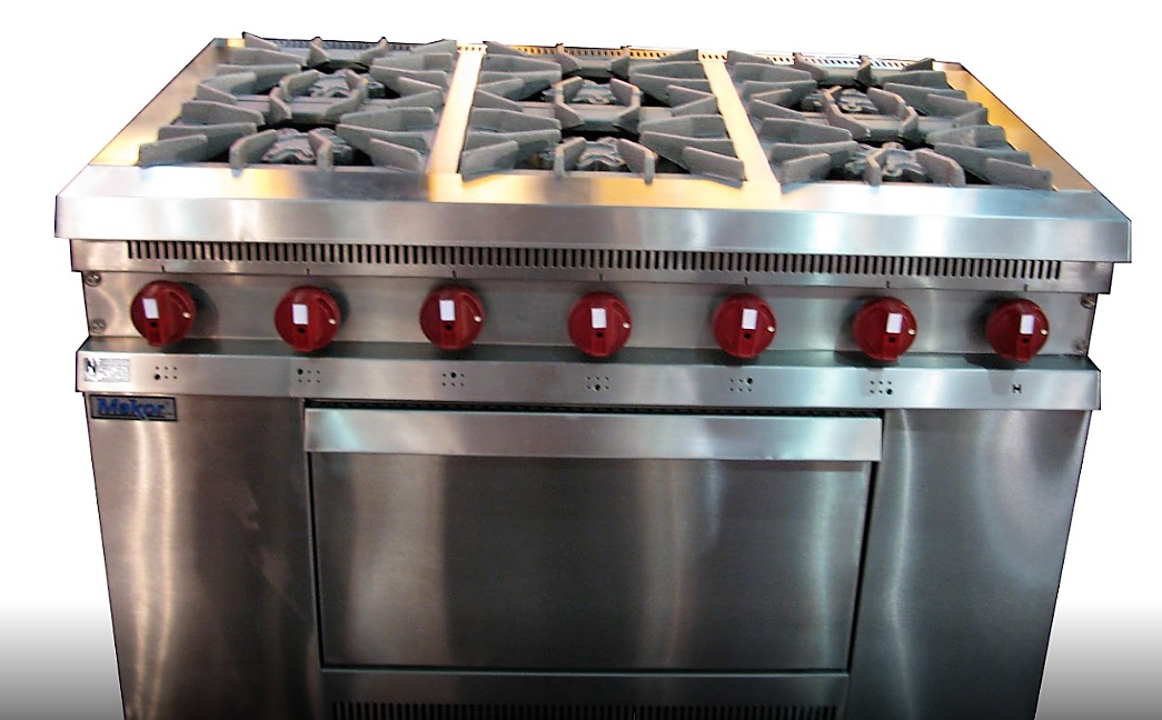 Equipamiento gastronómico MGA Fábrica inoxidable - Cocinas industriales a medida del cliente