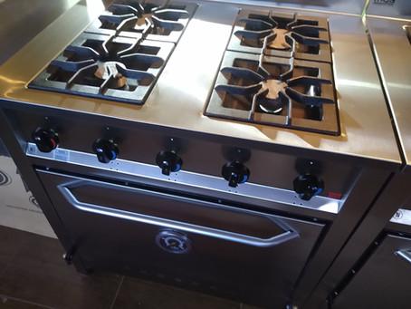 Oferta cocina industrial outlet 80 cm para tu casa quincho o emprendimiento